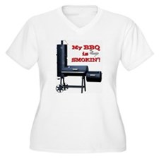 2-MyBBQisSmokin T-Shirt