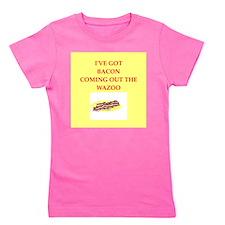 BACON Girl's Tee