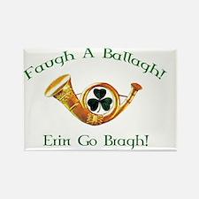 irish infantry2 Rectangle Magnet