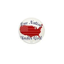 one_nation_under_god Mini Button