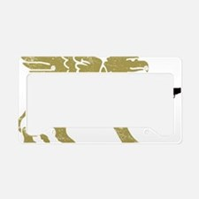 OHMSS License Plate Holder