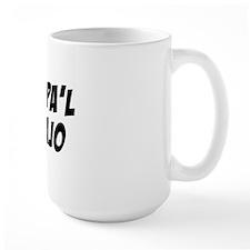Vete pal carajo W Mug