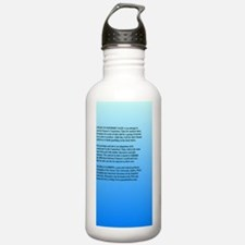 2-bcover_cruisetonowhe Water Bottle
