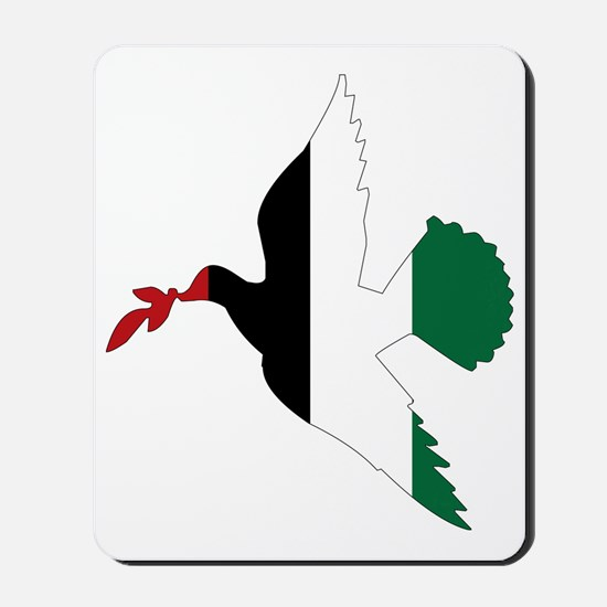 Peace in Palestine Mousepad