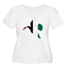 Peace in Pale T-Shirt