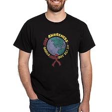 AIDS Awareness Dec 1st T-Shirt