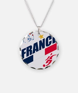 france a Necklace