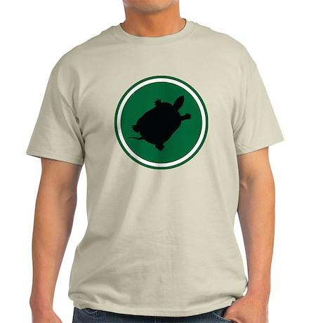 Turtle Bullseye Light T-Shirt