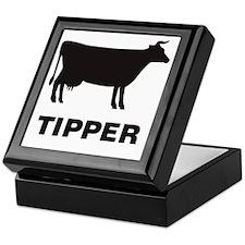 COW-Tipper Keepsake Box