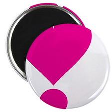 lovedarktshirtpink Magnet