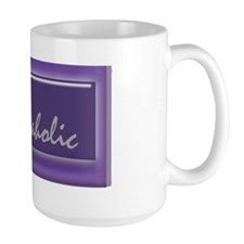 rockaholicstickerborder Mug