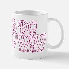 GDPW_pink_plus Mug