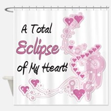 eclipse002 Shower Curtain