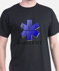 Retired EMT T-Shirt