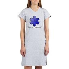 Retired Paramedic Women's Nightshirt