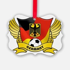 germany-soccer Ornament