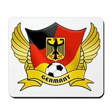 germany-soccer Mousepad