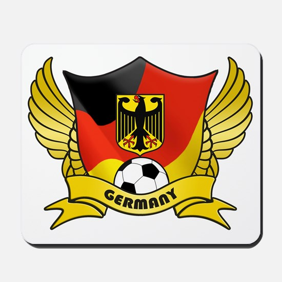 germany-soccer Mousepad