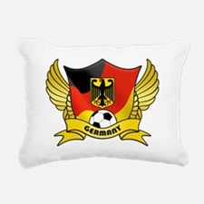 germany-soccer Rectangular Canvas Pillow