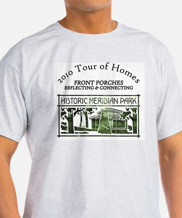 HMP home tour logo green T-Shirt