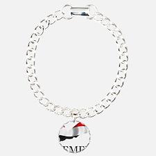 MapOfYemen1 Bracelet