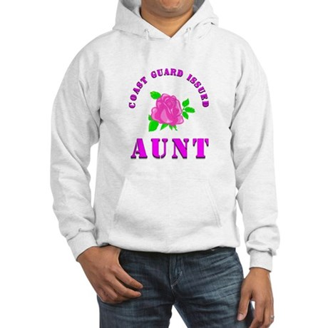 coast gurad aunt Hooded Sweatshirt