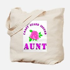 coast gurad aunt Tote Bag