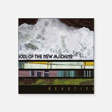 "SOTNM_Beautiful-Cover-Squrd Square Sticker 3"" x 3"""