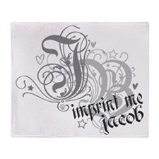 jb Throw Blanket