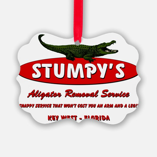 STUMPYS Ornament