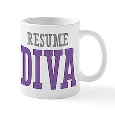 Resume DIVA Mug