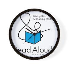 RAD_Logo_10x10 Wall Clock