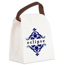 eclipse001 Canvas Lunch Bag