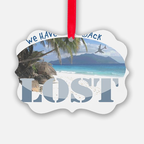 go back oval_wht Ornament