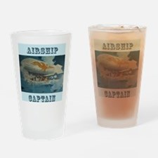 Airship Eagle Drinking Glass