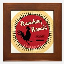 RavishingRon_bleed Framed Tile