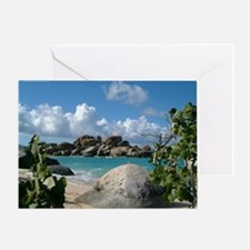 Scenic Virgin Islands Greeting Card