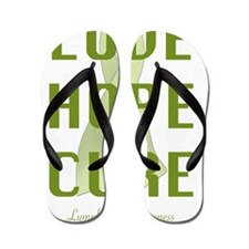 lymphoma awareness2_2_2-001 Flip Flops
