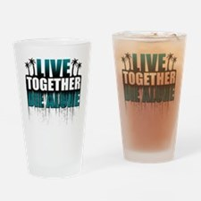 live-together-island-tl-hl- Drinking Glass
