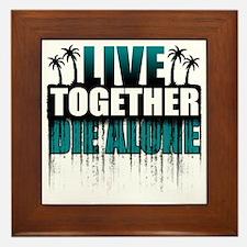 live-together-island-tl-hl- Framed Tile
