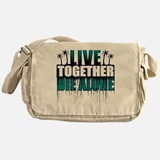 live-together-island-tl-hl- Messenger Bag
