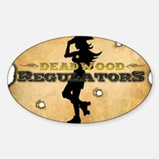 Reg Large Logo Decal