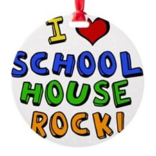 schoolhouserock Ornament