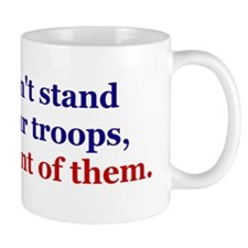 stand_front_bumper Mug