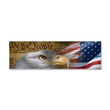 WeThePeople_10x3 Car Magnet 10 x 3