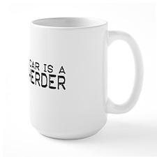 MyOtherCarNEW Mug