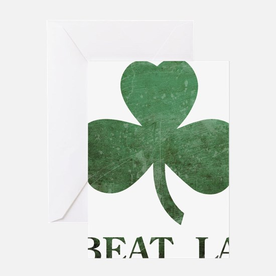 BeatLA2 Greeting Card