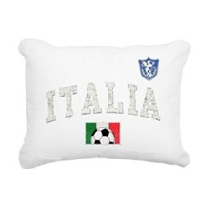 italia soccer Rectangular Canvas Pillow