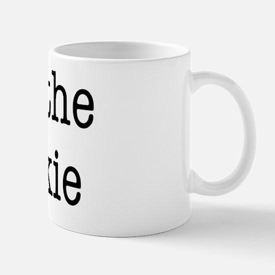 not the parkie Mug