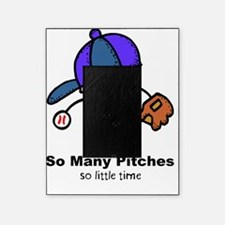 SO MANY PITCHES Picture Frame